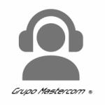 Logo da emissora Grupo Mastercom