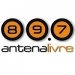 Logo da emissora Rádio Antena Livre 89.7 FM