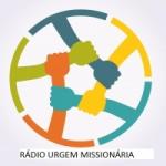 Logo da emissora Rádio Urgem Missionária