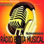 Logo da emissora Rádio Bahia Musical