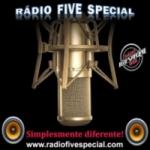 Logo da emissora Rádio Five Special