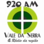 Logo da emissora Rádio Vale da Serra 920 AM