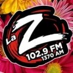Logo da emissora Radio La Zeta 102.9 FM 1370 AM