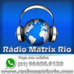Logo da emissora Rádio Matrix Rio