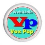 Logo da emissora Vox Pop