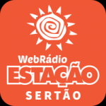 Logo da emissora Estação Sertão