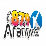 Logo da emissora Rádio Araripina 87.9 FM