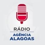 Logo da emissora Rádio Agência Alagoas