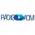 Logo da emissora Rádio ADM