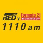 Logo da emissora Radio Formato 21 1110 AM