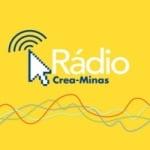 Logo da emissora Rádio CREA Minas