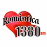 Logo da emissora Radio Romántica 1380 AM