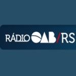 Logo da emissora Rádio OAB RS