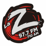 Logo da emissora Radio La Zeta 97.7 FM 710 AM