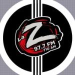 Logo da emissora Radio La Zeta 97.7 FM
