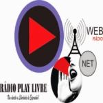 Logo da emissora Rádio Play Livre