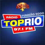 Logo da emissora Rádio Top Rio 97.1 FM