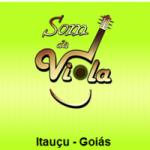 Logo da emissora Rádio Som da Viola