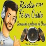 Logo da emissora Fé em Cristo