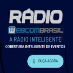 Logo da emissora Webcombrasil