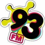 Logo da emissora 93 FM 93.1