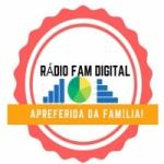 Logo da emissora Rádio Fam Digital