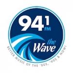 Logo da emissora Radio WBAN The Wave 94.1 FM 1340 AM