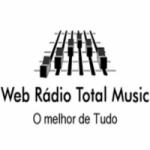 Logo da emissora Web Rádio Total Music