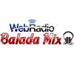 Logo da emissora Rádio Balada Mix
