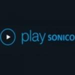Logo da emissora Play Sonico