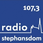 Logo da emissora Radio Stephansdom 107.3 FM