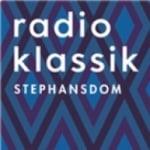 Logo da emissora Radio Klassik Stephansdom 107.3 FM