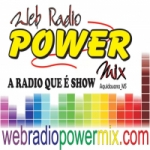 Logo da emissora Web Rádio Power Mix