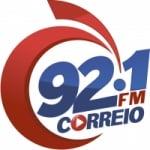 Logo da emissora Rádio Correio 92.1 FM