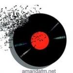 Logo da emissora Amanda FM
