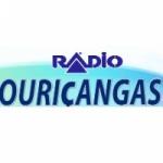 Logo da emissora Rádio Ouriçangas 104.9 FM
