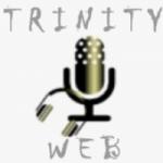 Logo da emissora Rádio Trinity Web