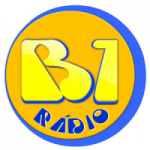 Logo da emissora B1 Rádio Pop