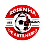 Logo da emissora Resenha de Artilheiro