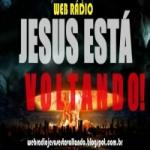 Logo da emissora Web Rádio Jesus Está Voltando