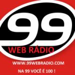 Logo da emissora 99 Web Rádio