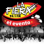 Logo da emissora Radio La Fiera 94.1 FM