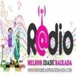 Logo da emissora Rádio Melhor Idade Baixada