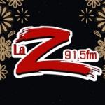 Logo da emissora Radio La Zeta 91.5 FM