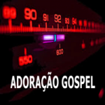 Logo da emissora Adoração Gospel