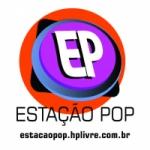 Logo da emissora Estação Pop