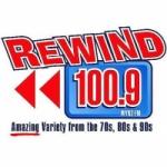 Logo da emissora Radio WYNZ Rewind 100.9 FM