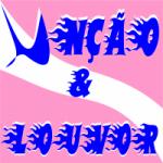 Logo da emissora Rádio Unção e Louvor