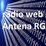 Logo da emissora Antena RG