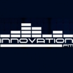 Logo da emissora Innovation FM
